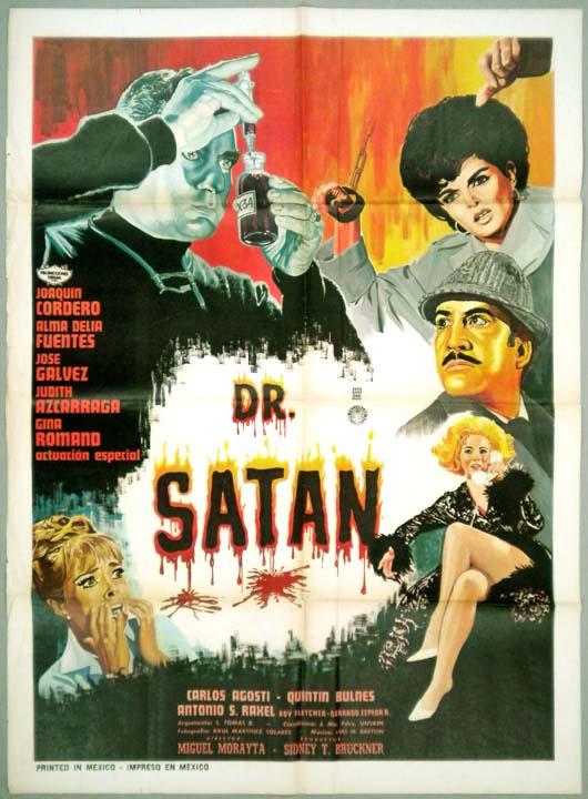 The Comedy of Terrors 1964 Boris Karloff Horror movie poster 24x31 inches