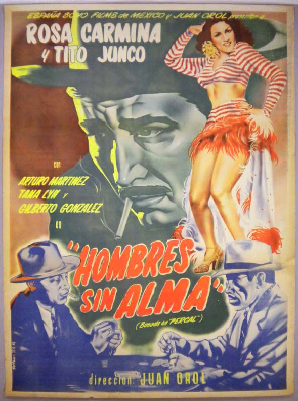 Buy vintage mexican movie posters